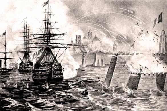 Batalla naval 1842