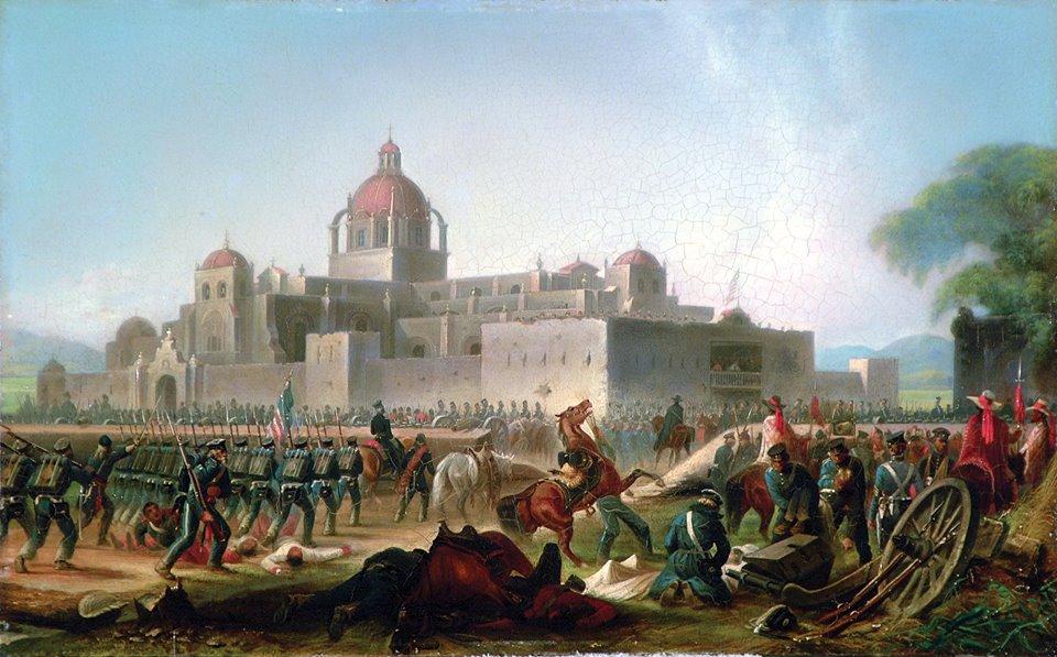 batalla churubusco