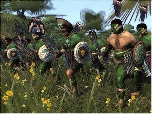 Mercenarios de Mayapán