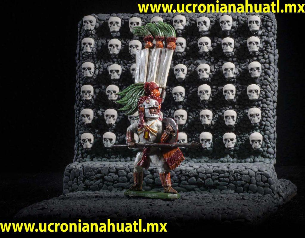 Miniaturas historicas escala 1/32, aztecas, mayas, mixtecas & zapotecas y españoles